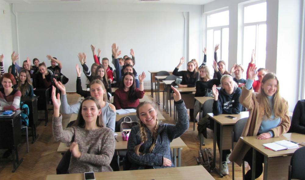 Студенти Дніпро