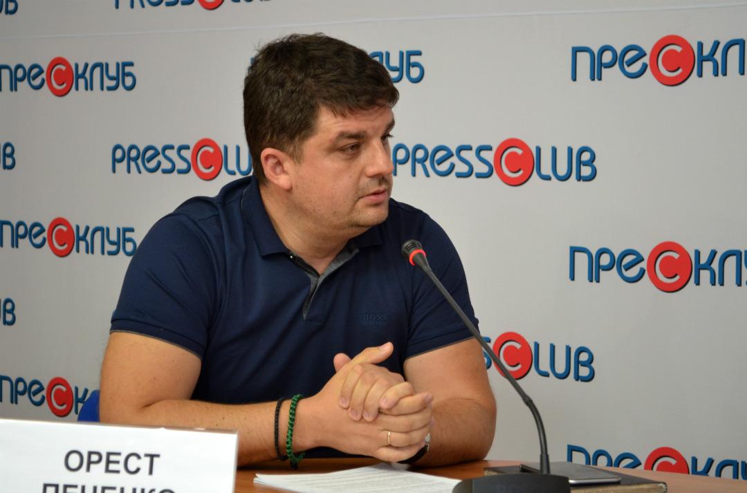 Інтерв'ю Орест Печенко