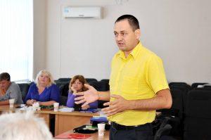 Дискусія в Сєвєродонецьку