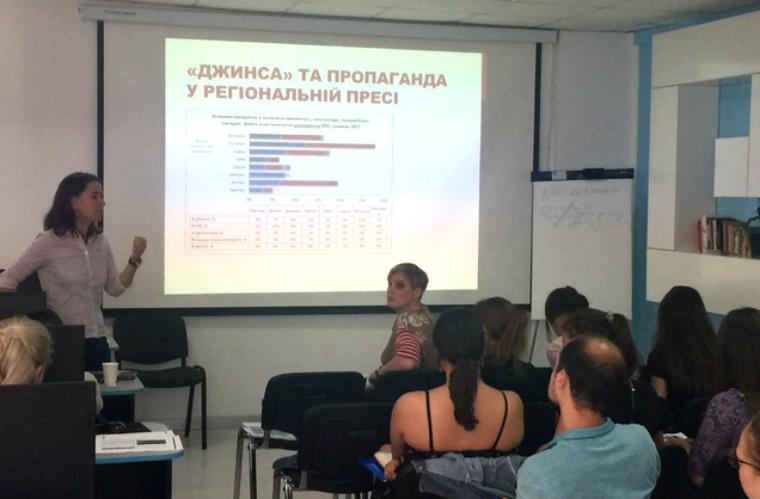 Тренінг в Одесі